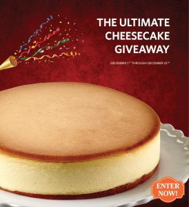 4309 Ultimate Cheesecake Ad Image