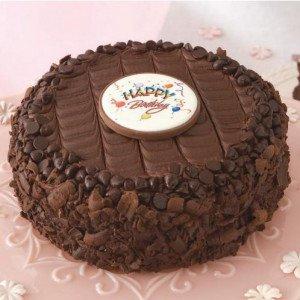 Happy Birthday Devils Food Cheesecake